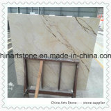 Beige Marble Slab for Countertop and Tile