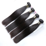 100% Virgin Human Hair Brazilian Straight Hair Weft