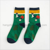 New Fashion Free Collection Ladies Cotton Socks