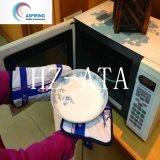Cotton Potholder and Oven Glove Set