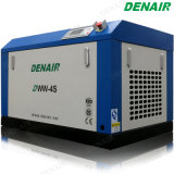 AC Power Stationary Non-Lubricated Oil-Less Oil Free Scroll Air Compressor