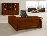 L Shape High Grade Modern Simple Office Wooden Furniture Excutive Office Desk (BL-B1855)
