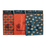 PEVA Tablecloth, PEVA Table Cloth, PEVA Table Cover, Vinyl Table Cover