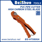 Ratcheting Cutting Tool for Cutting Plastic PVC Plumbing Tube Pipes & Hose