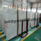 Natural Stone Polished Volakas White Marble
