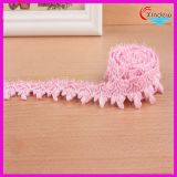 2.5cm Polyester with Glass Silk Trimming