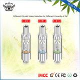 Factory Price V3 0.5ml Glass Cartridge Ceramic Heating Herbal Wax Vaporizer