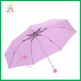 Polyester Material Promotional Advertising Windproof Umbrella