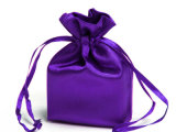 Good Qaunlity Satin Gift Pouch with Unique Design