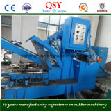 Waste Tire Cutter &Tire Recycling Production Line