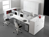 High Class European Style Workstation with Side Cabinet (SZ-WS170)