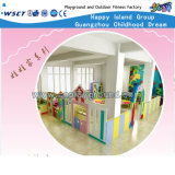 Amusement Kids Play Area Doll House Furniture (HB-wwj-1)