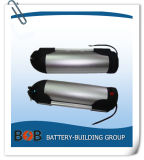 10s5p 36V 10ah Lithium Battery for 350W Electric Bike
