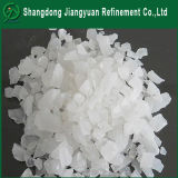 White Low Price Aluminum Sulphate Flakes