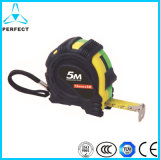 High Quality 3m 5m Rubber Steel Measuring Tape