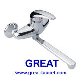 High Quality Wall-Mounted Kitchen Sink Faucet