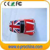 Plastic Car Shape USB Flash Drive with Personalized Logo