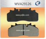 Semimetallic Brake Pads Wva29126 for Daf