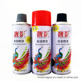 Quick Drying Environmental Friendly Aresol Spray Paint