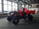 2015 New Farmer Utility Quad Farming ATV Tipping