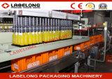 Full Automatic Glass Bottle Fruit Juice Beverage Filling Machinery