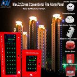 Nigeria Hotel Usage Conventional GSM Fire Detection Alarm System