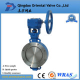 Hot Sale Motorized Butterfly Valve with ISO5211 Connection Flange