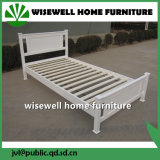 Solid Pine Wooden Single Bed (W-B-0092)
