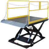 Stationary Hydraulic Scissor Goods Lift