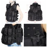 Kid Children Army Defensive Molle Military Combat Assault Vest Cl4-0030