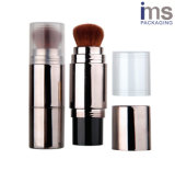 Duo Plastic Stick Foundation with Brush