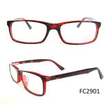 Fashion Brand Acetate Optical Frame for General Man