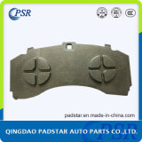 New Design Volvo Brake Pads Casting Back Plate Manufacture
