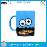 Monster Design Ceramic Custom Cookie Mug