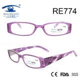 Purple Beauiful Deign Women Reading Glasses (RE774)