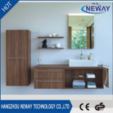 High Quality Wall Mounted Melamine Hotel Bathroom Vanity
