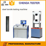 Waw 600d Tensile Strength Testing Machine Usage in Construction Laboratory