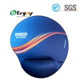 Anti Slip Ergonomic Silicone Gel Mouse Pad with Wrist Support