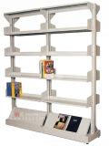 Simple and Strong Metal Bookshelf, School Library Metal Bookshelf (DG-18)