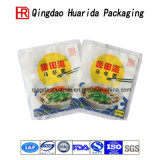 Laminated Noodle Soup Packing Bags Plastic Food Packaging Bag