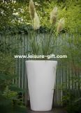 Fo-9524 LED Lighted Flower Pot with Drain Hole Wholesale