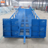 8 Ton Manual Steel Container Loading Ramps