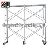 Mobile Frame Scaffold for Construction, Guangzhou Manufacturer