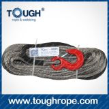 Color 4X4 Winch Rope Australia Synthetic ATV Winch Rope Rope