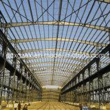 Prefabricated Industrial Steel Frame Workshop (SSW-107)
