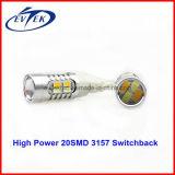 700lm 2835 SMD High Power LED Bulbs 3157, 7443, 1157