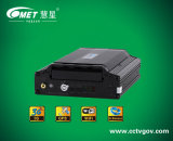 4G GPS Tracking H. 264 Network Surveillance Car DVR