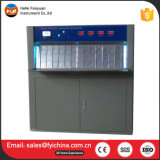 UV Weather Accelerated Aging Test Cabinet, Touch Screen Rubber and Plastic UV Weathering Aging Test Cabinet