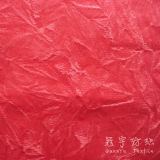 Home Textile Polyester Crumple Velvet for Sofa