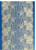 Two Tones Jacquard Lace (eco-friendly dyeing XXL7149)